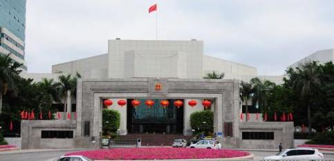 深圳市南山纪委不锈钢智能文件交换柜案例