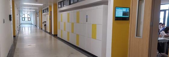 智能储物柜如何选择有保障有实力的生产厂家!
