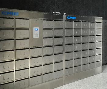 智能不锈钢文件柜