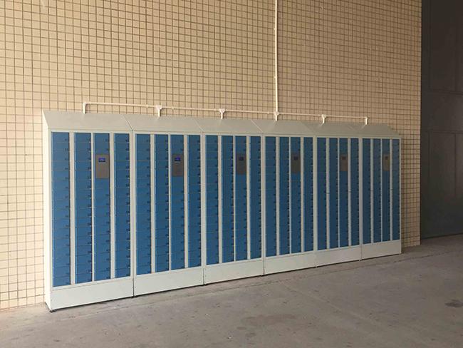 60门员工手机柜  工厂手机保管柜
