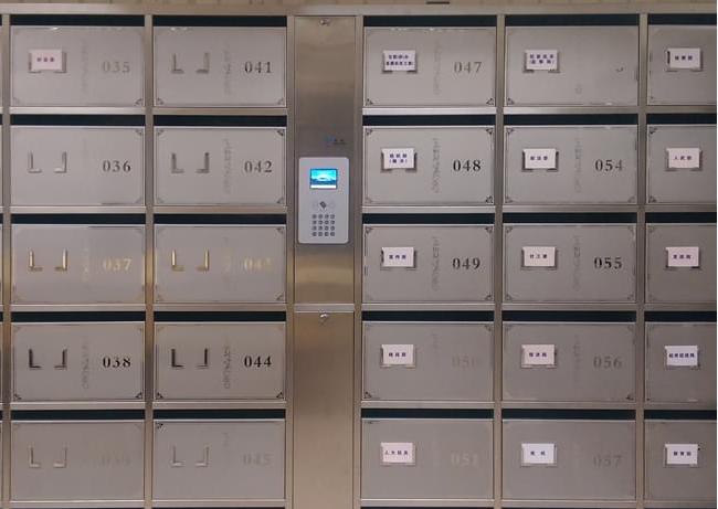 不锈钢智能档案柜