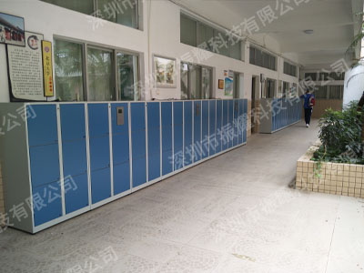 徐州第三十五高级中学智能书包柜2