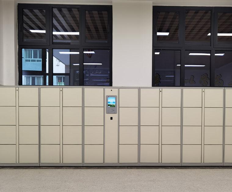学校智能指纹书包柜(校园指纹存储柜)
