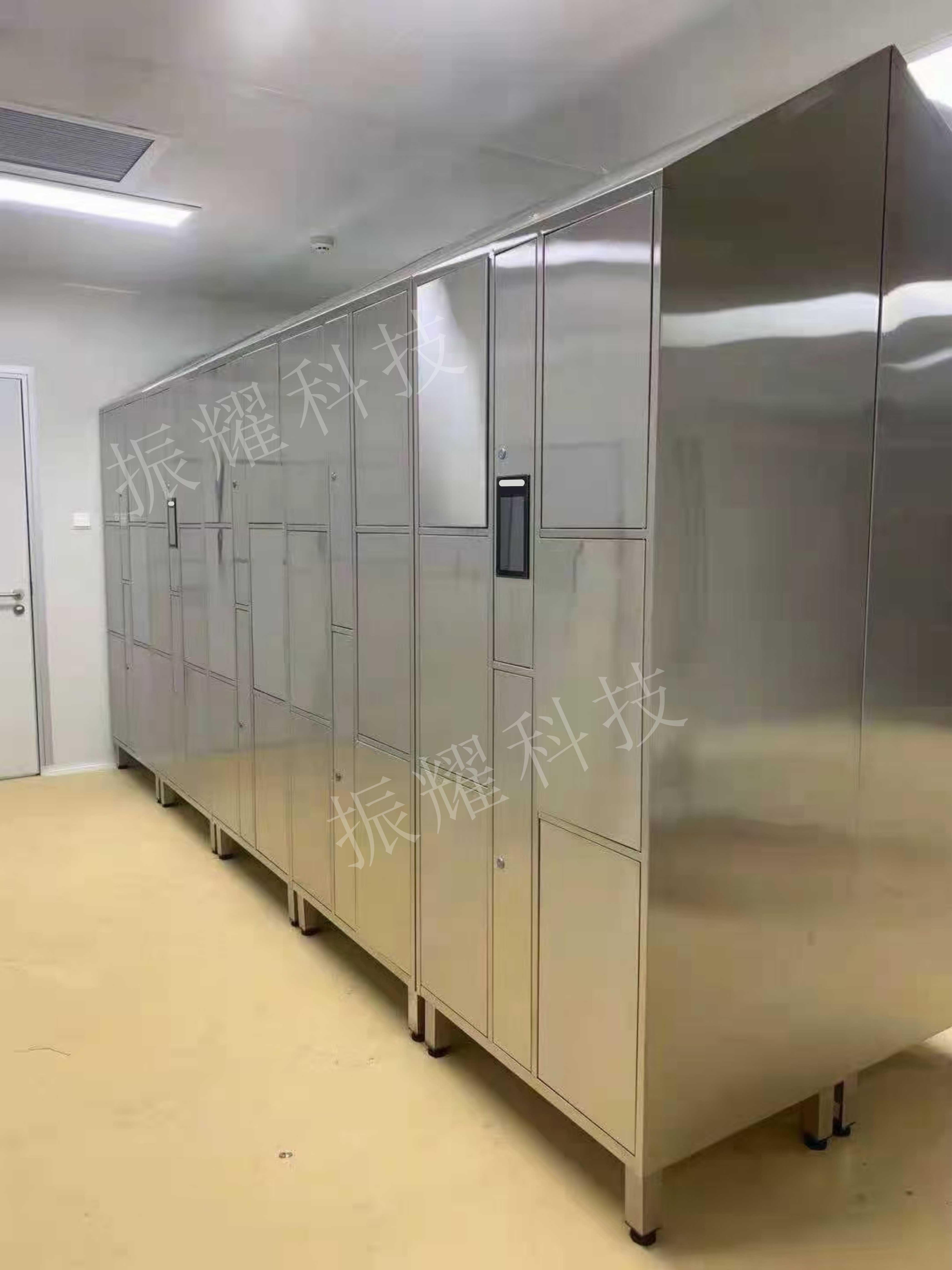 实验室更衣柜(带抽风除臭功能)