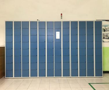 智能物品保管柜(智能带报警功能储物柜)