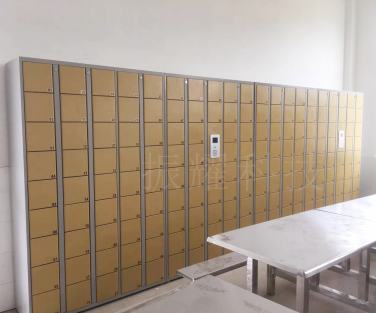 学校手机寄存柜(智能手机存储柜)