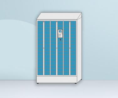 一卡通手机存储柜(IC卡智能手机柜)